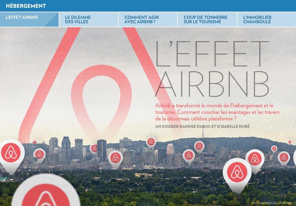 purchase cheap 4ad31 43523 L effet Airbnb - La Presse+