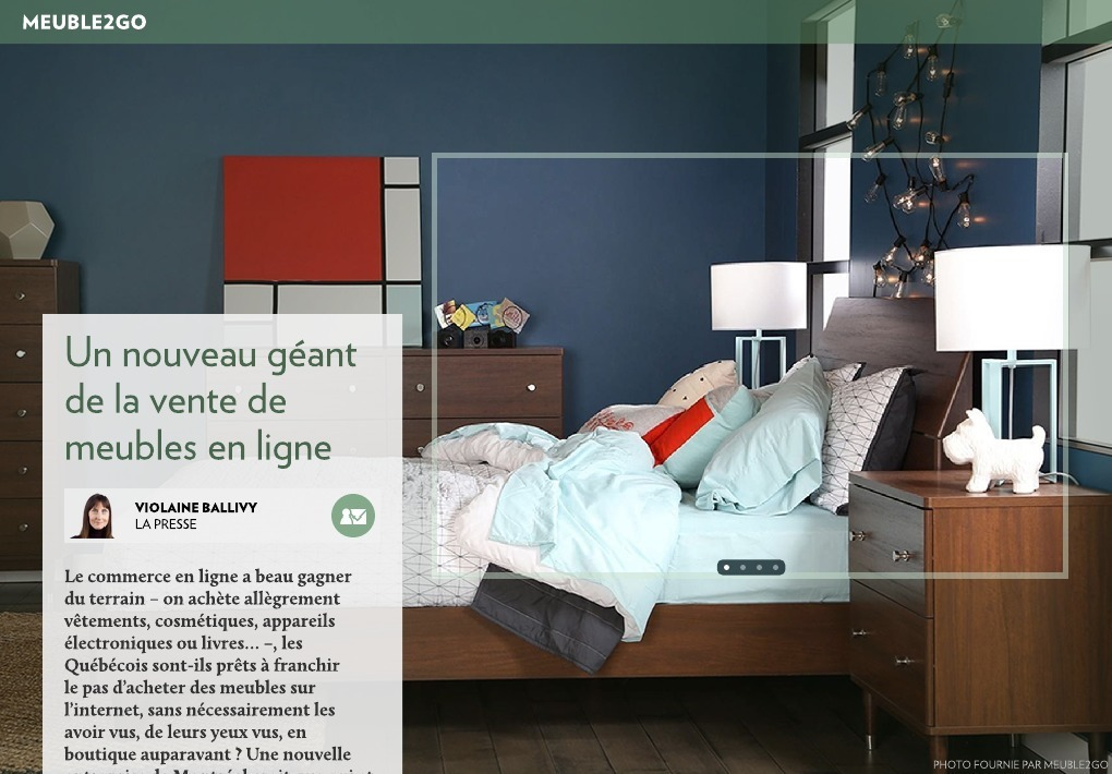 un nouveau g ant de la vente de meubles en ligne la presse. Black Bedroom Furniture Sets. Home Design Ideas