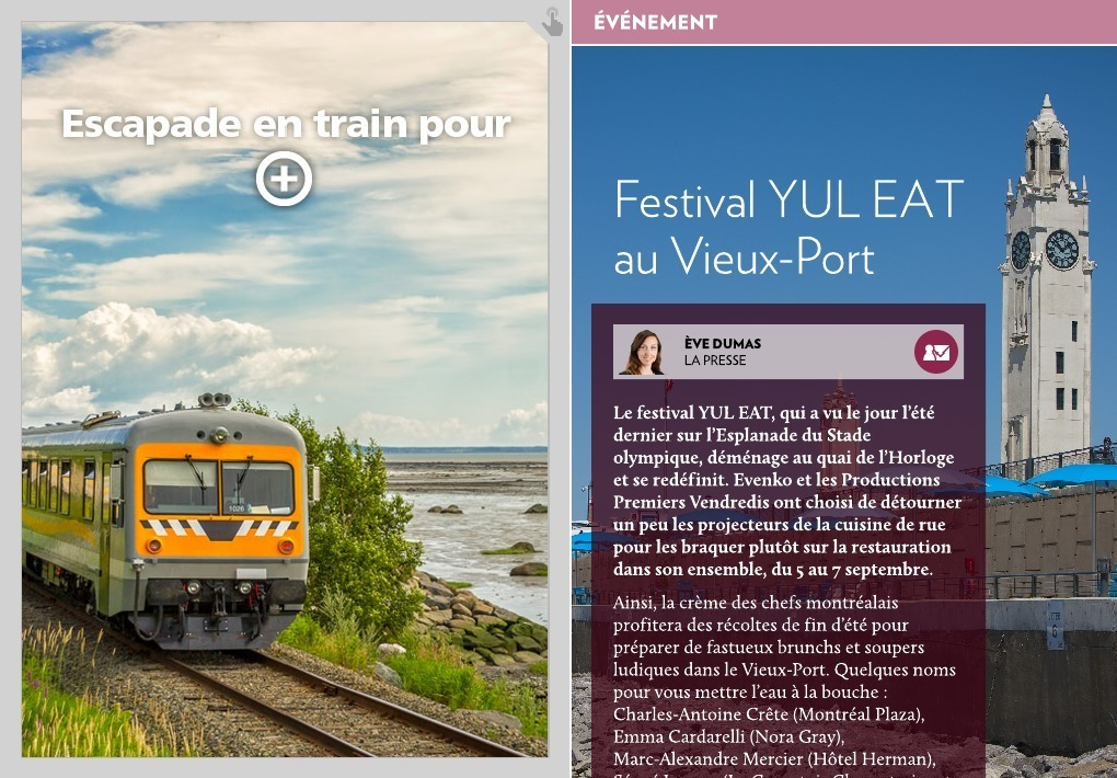Festival Yul Eat Au Vieux Port La Presse