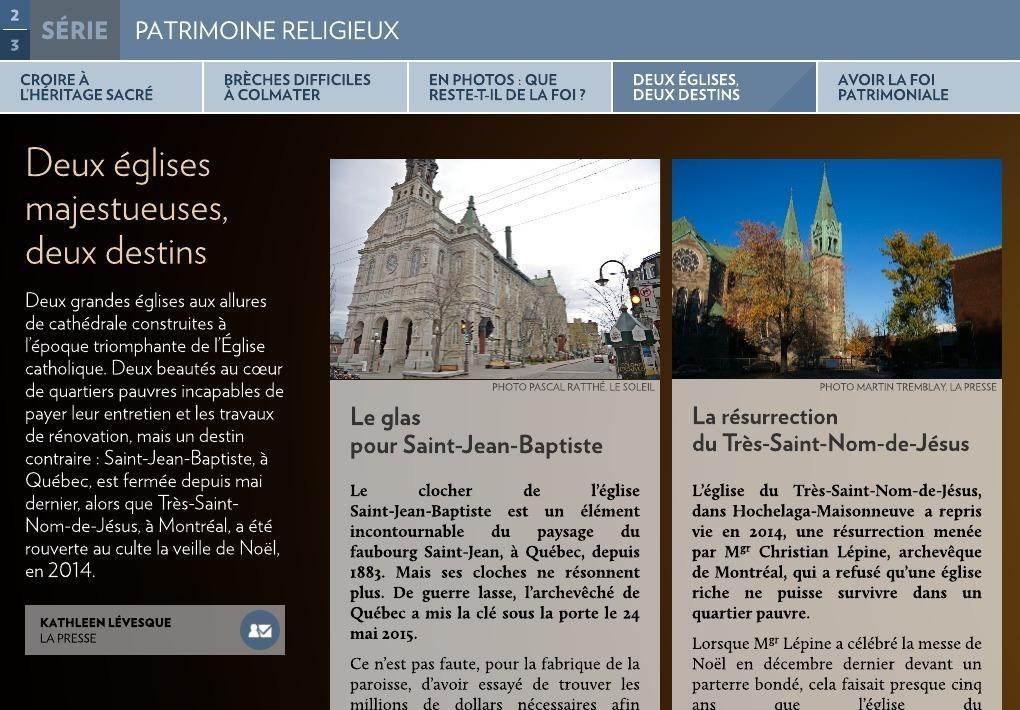 Heritage Au Quebec Est Groupe Sister