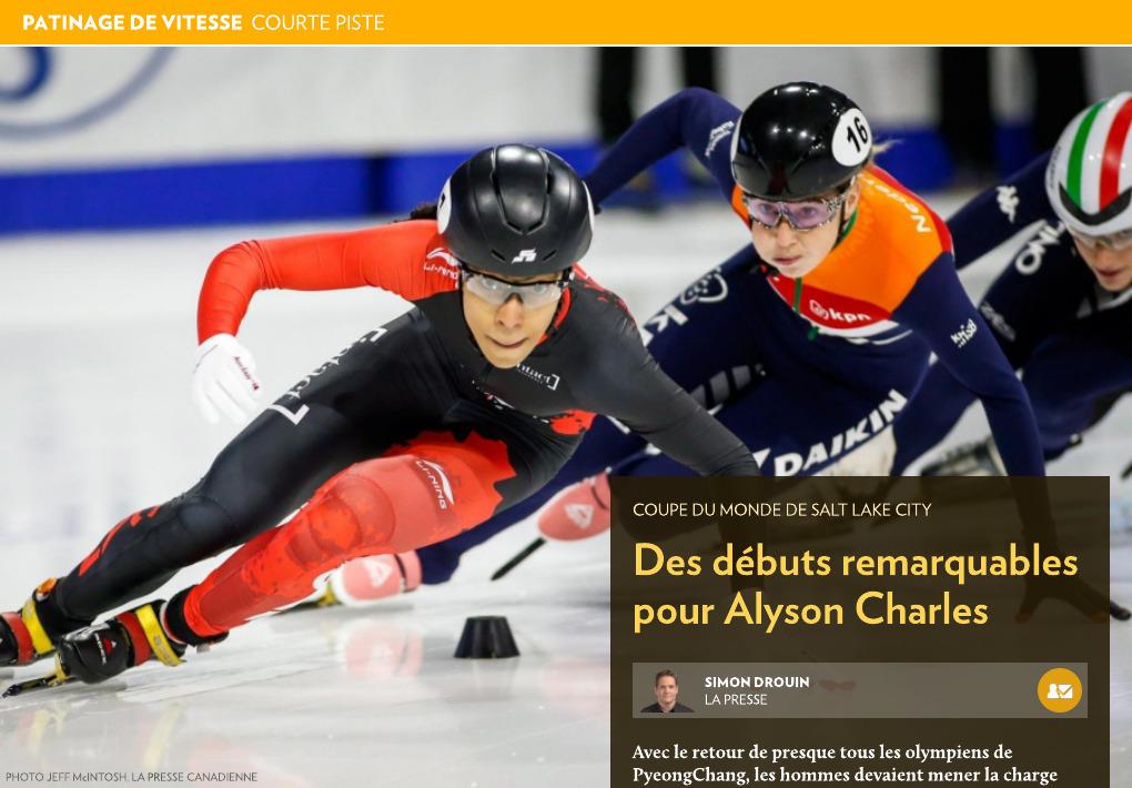 Débuts Presse Pour Charles Des Remarquables Alyson La T1lKJcF3