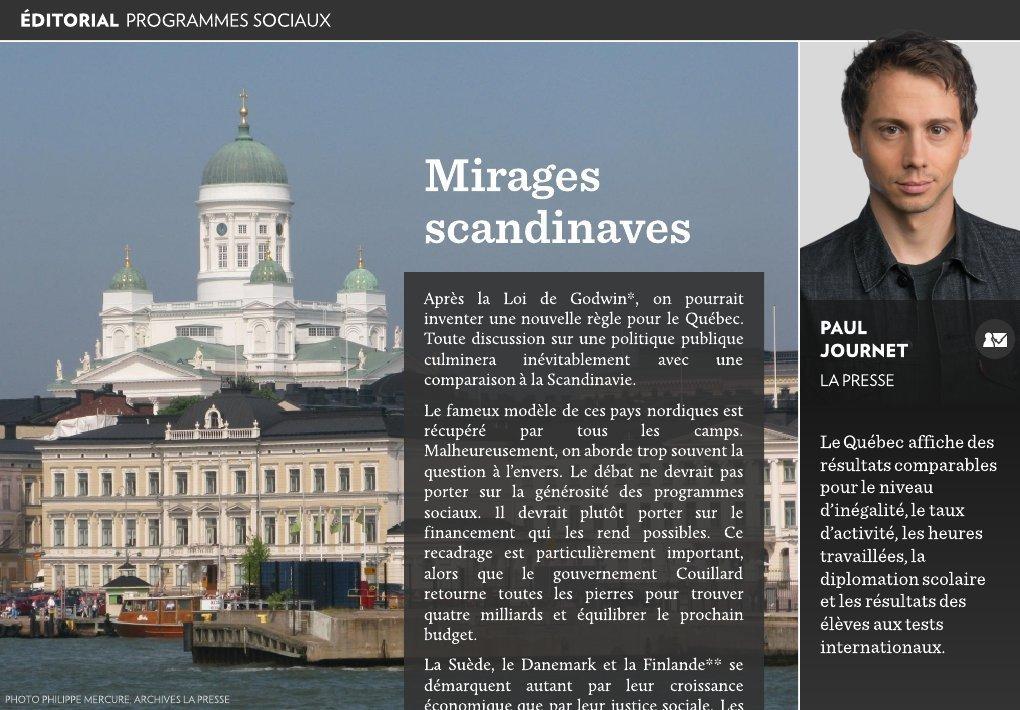 partir pays scandinaves