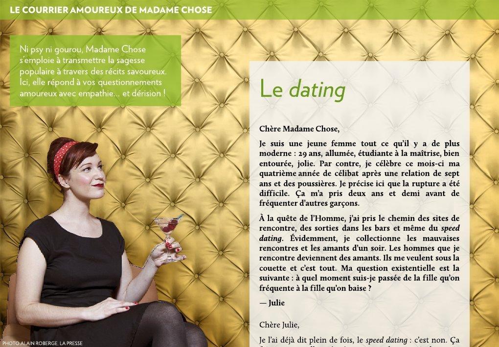 Dating site la prese