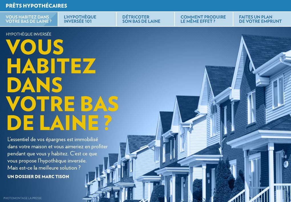 Marge crédit hypothécaire calcul