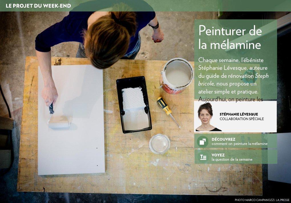 Peinturer De La M Lamine La Presse