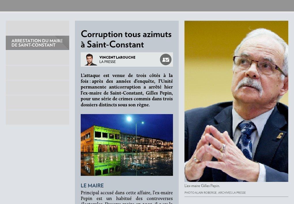 Les nouvelles du jour la presse - Bureau du directeur general des elections ...