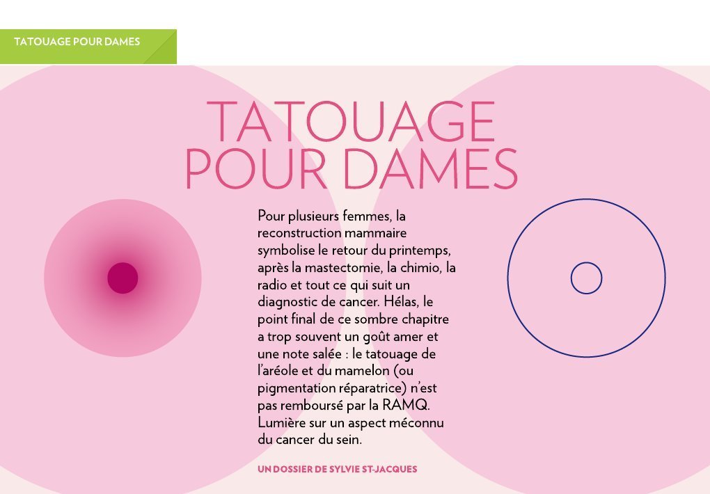 tatouage pour dames la presse. Black Bedroom Furniture Sets. Home Design Ideas
