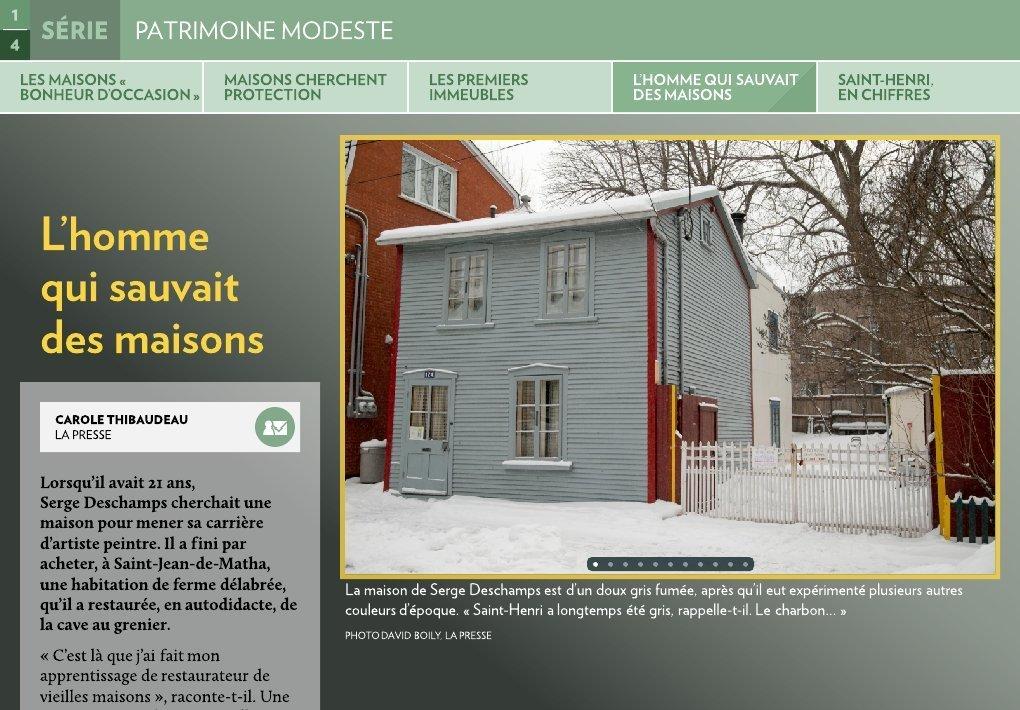 les maisons bonheur d 39 occasion la presse. Black Bedroom Furniture Sets. Home Design Ideas