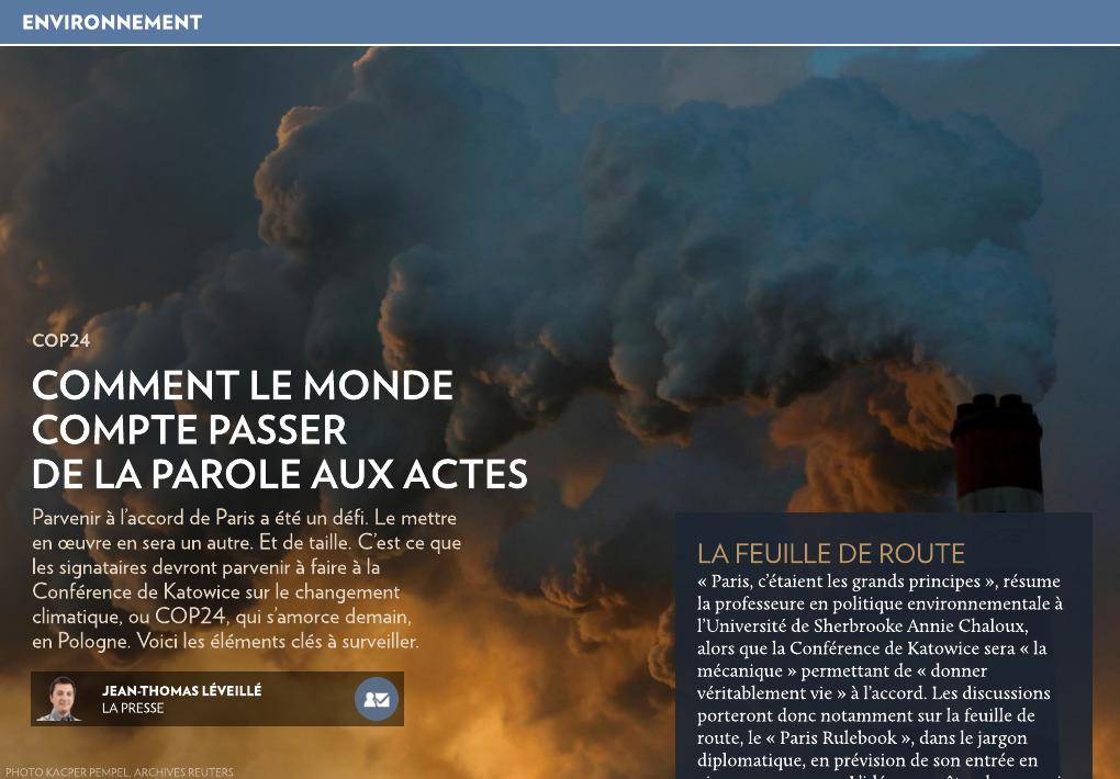 Comment Le Monde Passera De La Parole Aux Actes La Presse