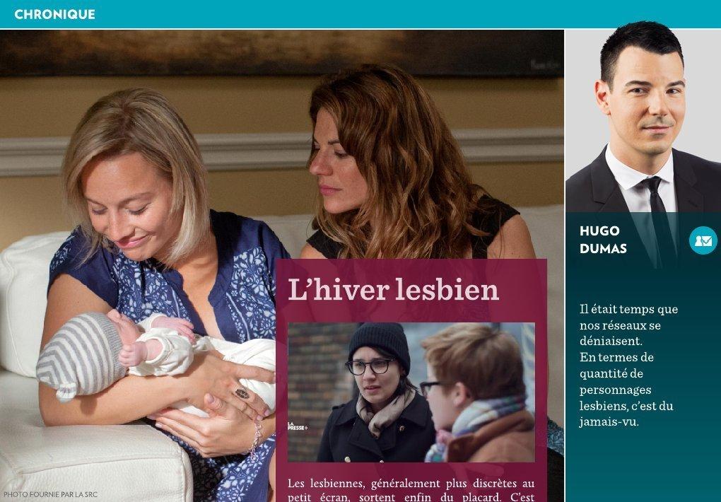 Émissions de télévision lesbiennes