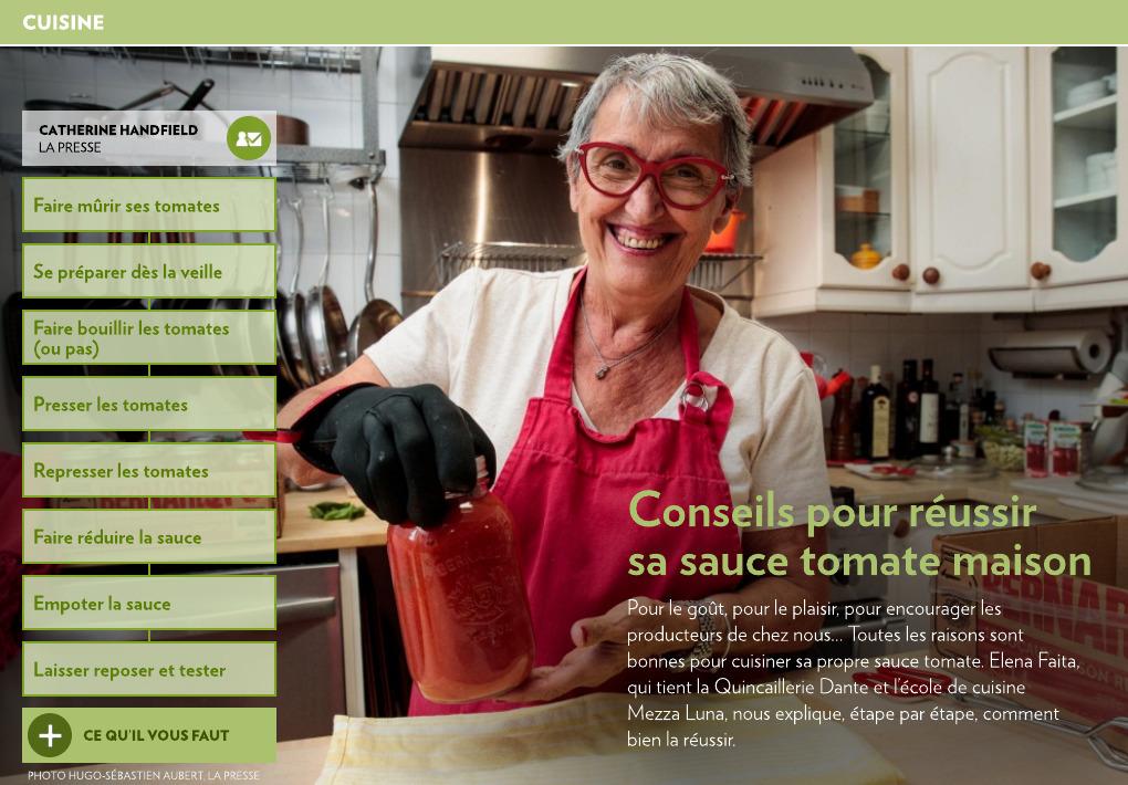 conseils pour r u00e9ussir sa sauce tomate