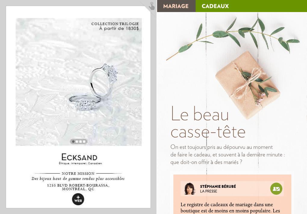 Cadeaux Le Beau Casse Tête La Presse