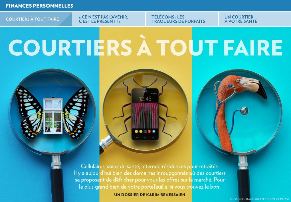5886465f66827d Courtiers à tout faire - La Presse+