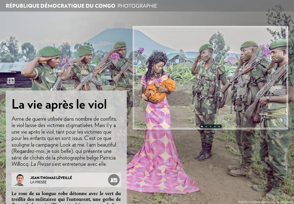 photo enfant victime guerre