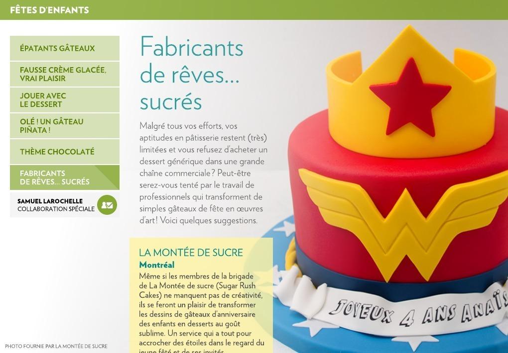 Epatants Gateaux La Presse