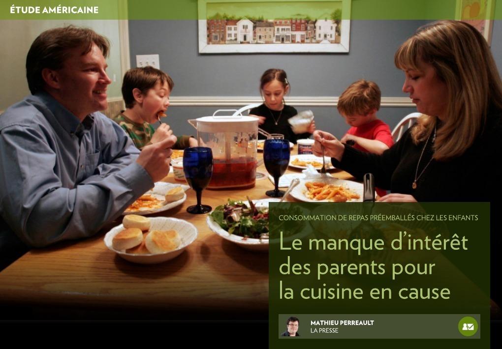 manque d u0026 39 int u00e9r u00eat des parents pour la cuisine