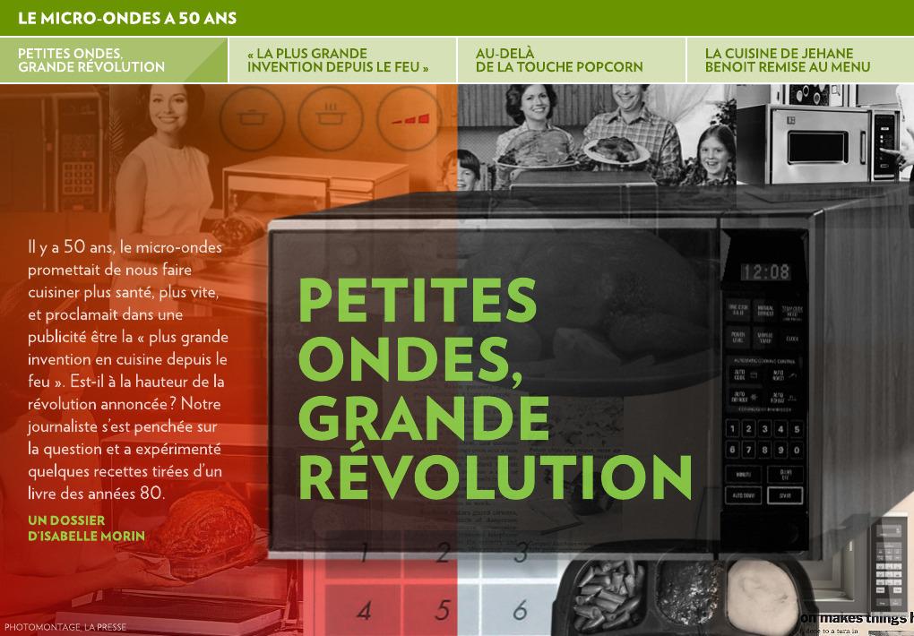 Petites Ondes Grande Révolution La Presse