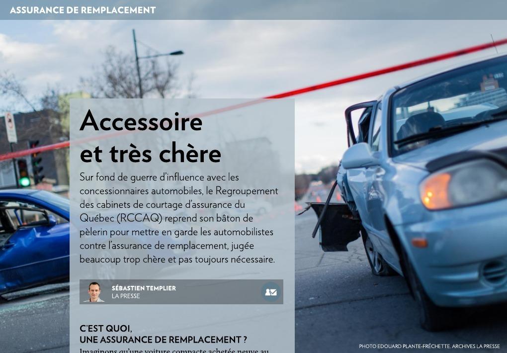 Accessoire et tr s ch re la presse - Cabinet de courtage en assurance recrute ...
