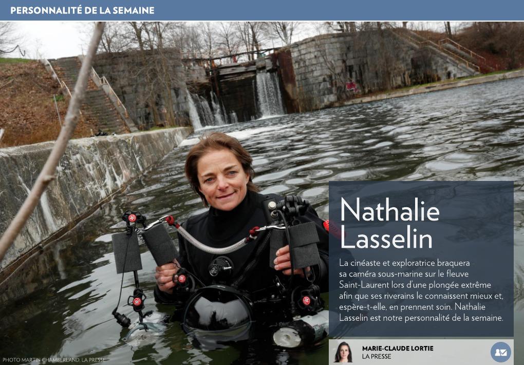 Nathalie Lasselin - La Presse+