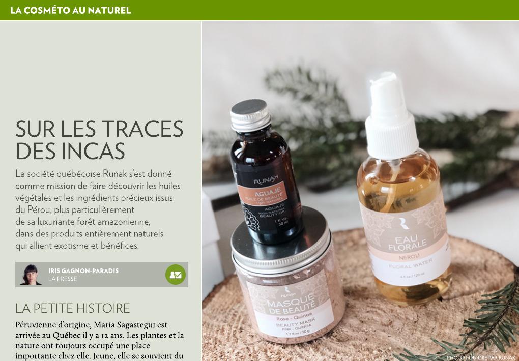 Sur les traces des Incas - La Presse+ 7000efe8d73