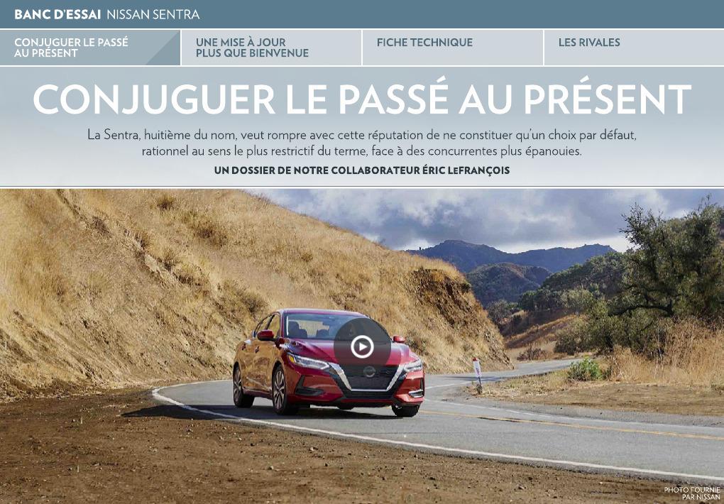 Conjuguer Le Passe Au Present La Presse