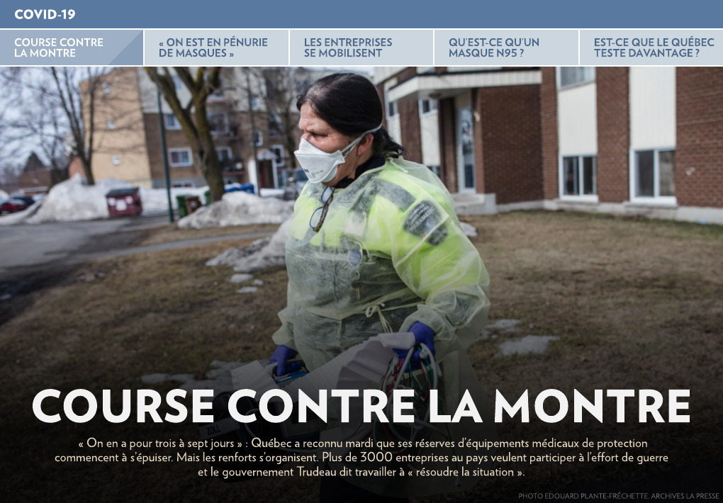 Course Contre La Montre La Presse